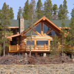 Land For Sale Log Home Articles And Homes Packages