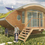 Landark Flat Pack Eco Home
