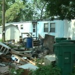 Last Elk Run Heights Mobile Home Resident Doesn Want Move Kwwl