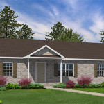 Laurel Hill Ranch Style Modular Homes