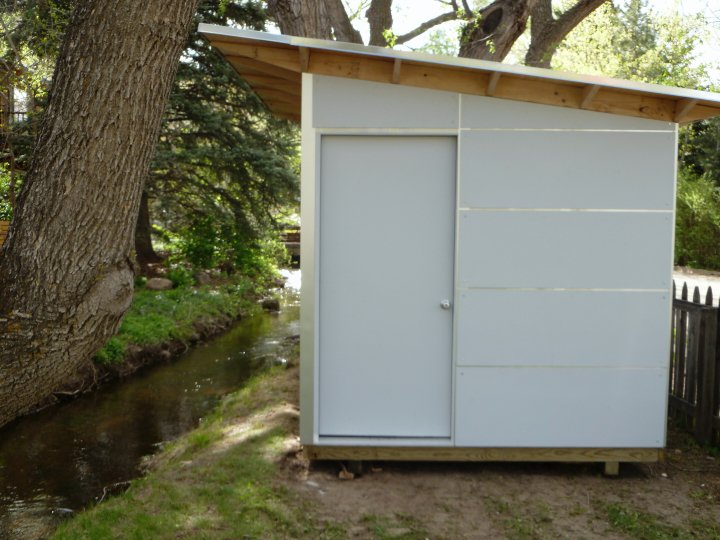 Learn More About These Modern Prefab Studio Sheds