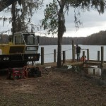 Live Oak Landing New Amenities Taking Shape Along Tensaw River