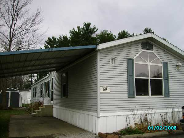 Living Dutch Manufactured Home For Sale Ravenna