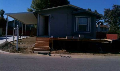 Living Golden West Mobile Home For Sale San Jose