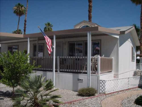 Living Hallmark Mobile Home For Sale Cathedral City