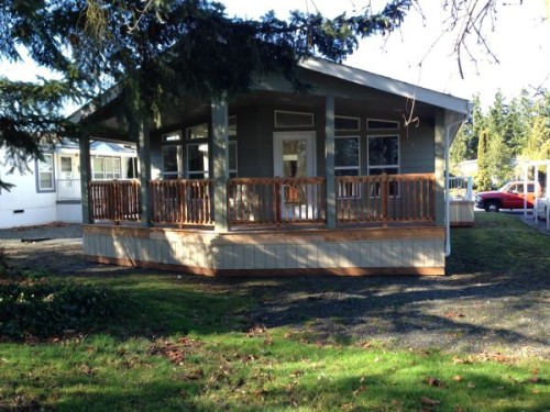 Living Marlette Manufactured Home For Sale Everett