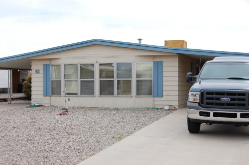 Living Palm Harbor Mobile Home For Sale Albuquerque
