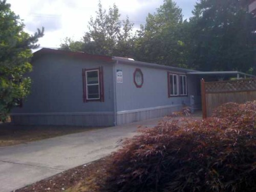 Living Redman Mobile Home For Sale Oregon City