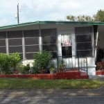 Living Trop Doublewide Mobile Home For Sale Dunedin