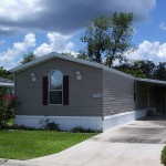Located South Hill Mobile Home Park One Zephyrhills Florida