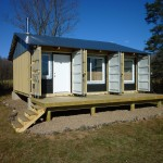 Lockable Godzilla Proof Container Home Small House Relaxshax Blog
