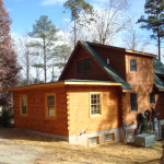 Log And Timber Frame Home Additions