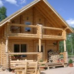 Log Builder Scotland Cabin Home