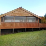 Log Cabin Holiday Home For Sale Snowdonia