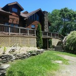 Log Cabin Home For Sale Upstate New York