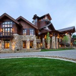 Log Cabin Home Packages From Golden Eagle Homes Extensive