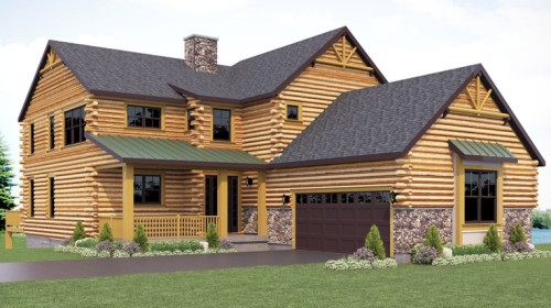 Log Cabin How These Compare Modular Alternate Construct