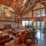 Log Cabin Interior Design Ideas Decoration Home
