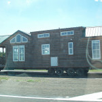 Log Cabin Mobile Home Flickr Sharing
