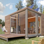Log Cabin Mobile Homes Housegardendesign