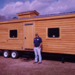 Log Cabin Travel Trailer The Parmers Renovated