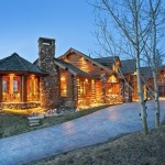 Log Cabins Contemporary Twist Zillow Blog Recipe For Summer