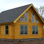 Log Cabins Real Style