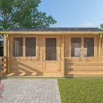 Log Cabins Residential Buildings And Garden Offices Middlehill