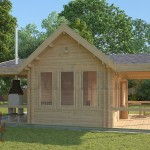 Log Cabins Residential Buildings And Garden Offices Neighbourne