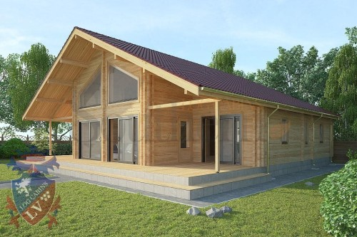 Log Cabins Residential Buildings And Garden Offices Res