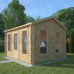 Log Cabins Residential Buildings And Garden Offices Star