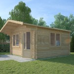 Log Cabins Residential Buildings And Garden Offices Stileway