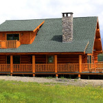 Log Cabins Small Cabin Plans Modular Homes