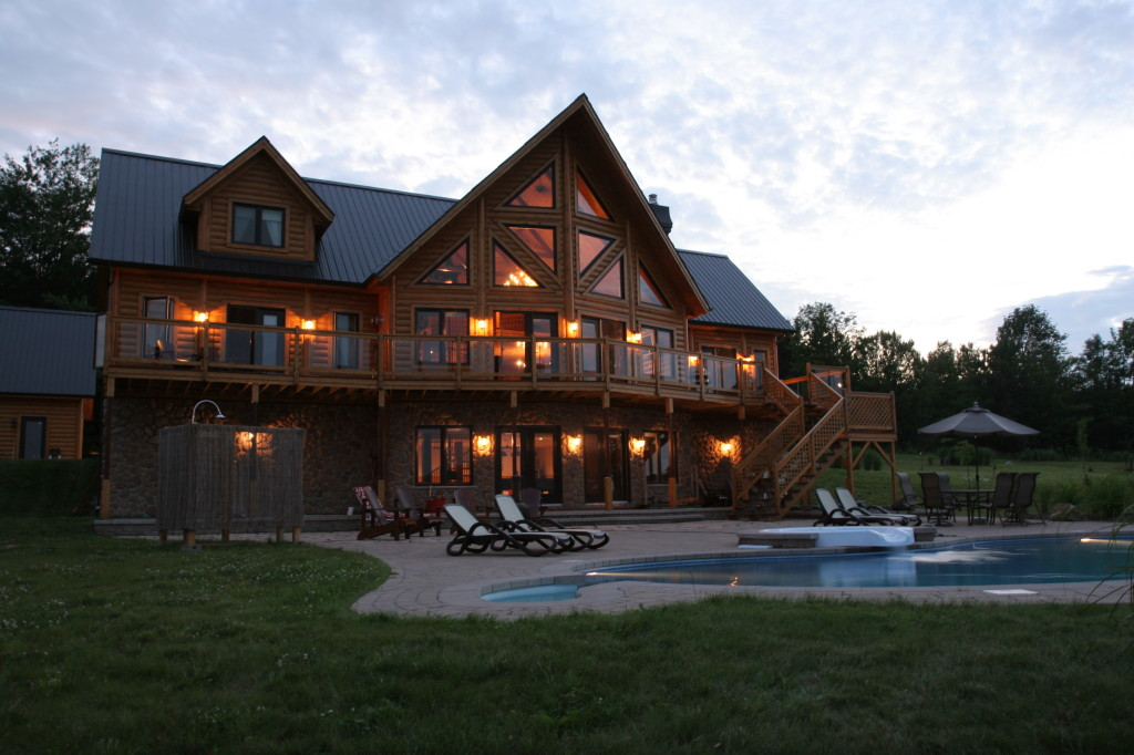 Log Cabins Timber Block Home Shows And Homes