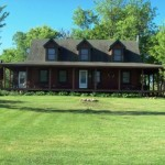Log Home Acreage The Country Pierce City Missouri