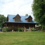 Log Home Acres Equestrian Lovers Dream For Sale Suffolk