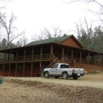Log Home Arkansas For Sale Mount Pleasant