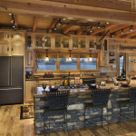 Log Home Blog Honest Abe Kitchens Place Gather