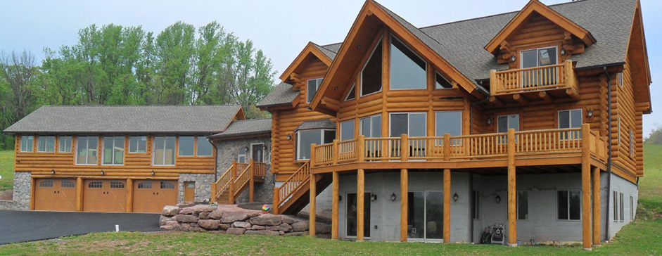 Log Home Builders Kits Custom Homes