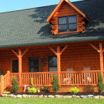 Log Home Builders Pennsylvania Cabin Models