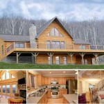 Log Home Builders Pennsylvania Modular Homes Integrity