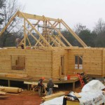 Log Home Construction Bids How Builders Charge