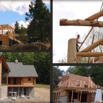 Log Home Construction Solutions Timber Frame Building