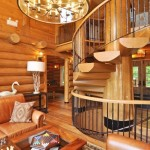 Log Home Design Decor Ideas