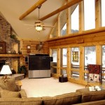 Log Home Design Pictures Remodel Decor And Ideas House Love