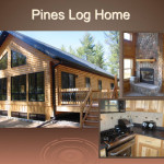Log Home Design Plans And Packages Slide Show