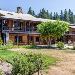 Log Home For Sale Leavenworth Houses