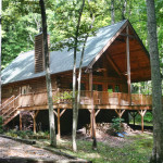 Log Home For Sale The Gateway Mountain Community Western North