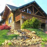 Log Home For Sale Western North Carolina Real Estate Cabins