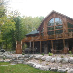 Log Home Hideaway Tour Expedition Homes Llc